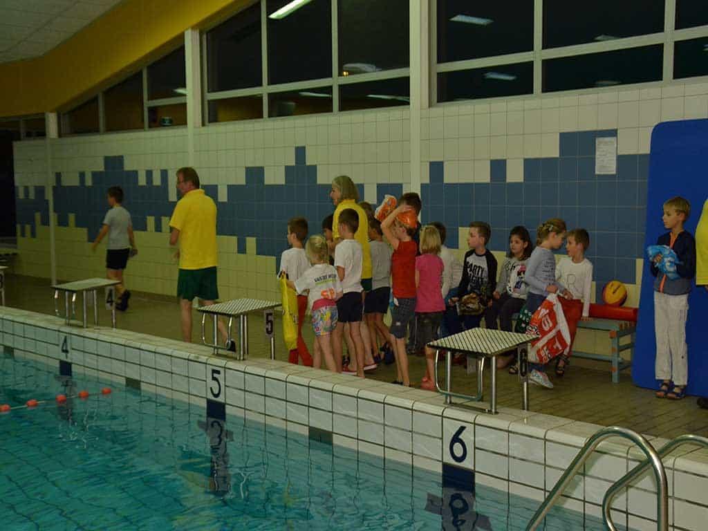 Fotoalbums SVG De Tubanten: Diplomazwemmen - 8 nov 2016