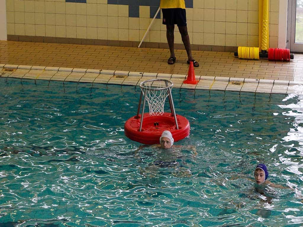 Fotoalbums SVG De Tubanten: Waterbasketbalwedstrijden - 11 februari 2017