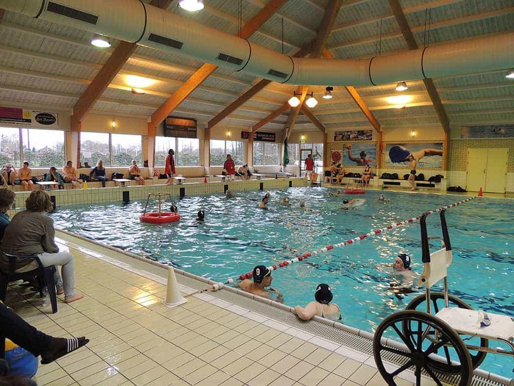 Fotoalbums SVG De Tubanten: Waterbasketbalwedstrijden - Winterswijk - 18 maart 2017