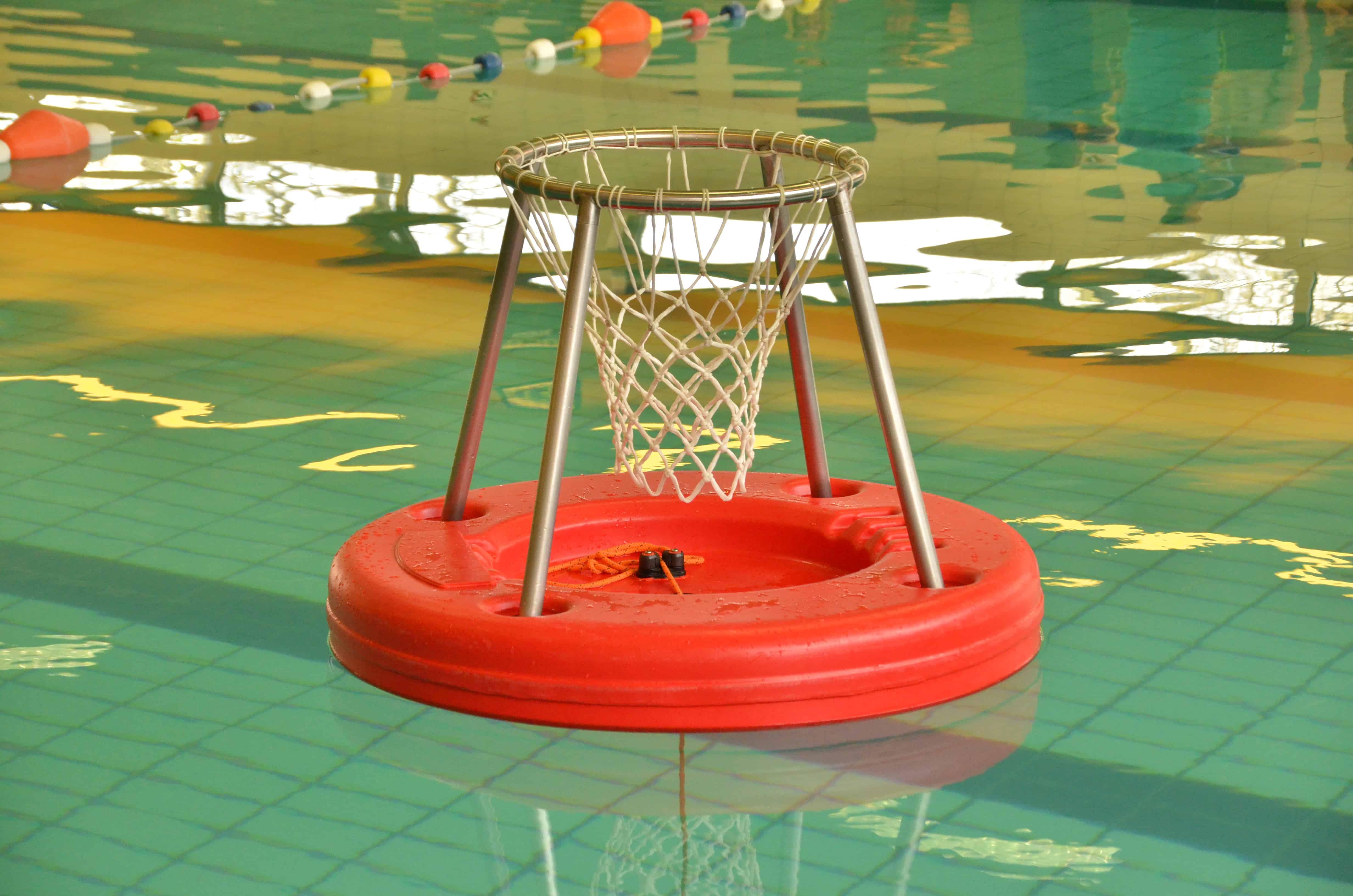 Waterbasketbalwed. 24 maart 2018
